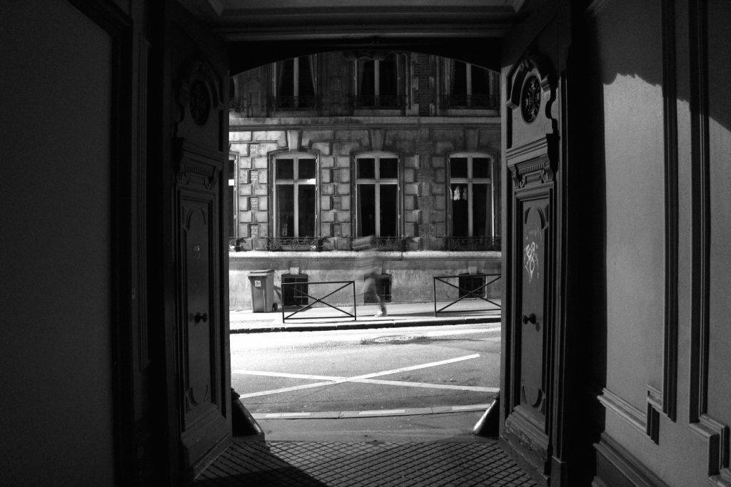 Fantôme Rouen Thomas Hammoudi