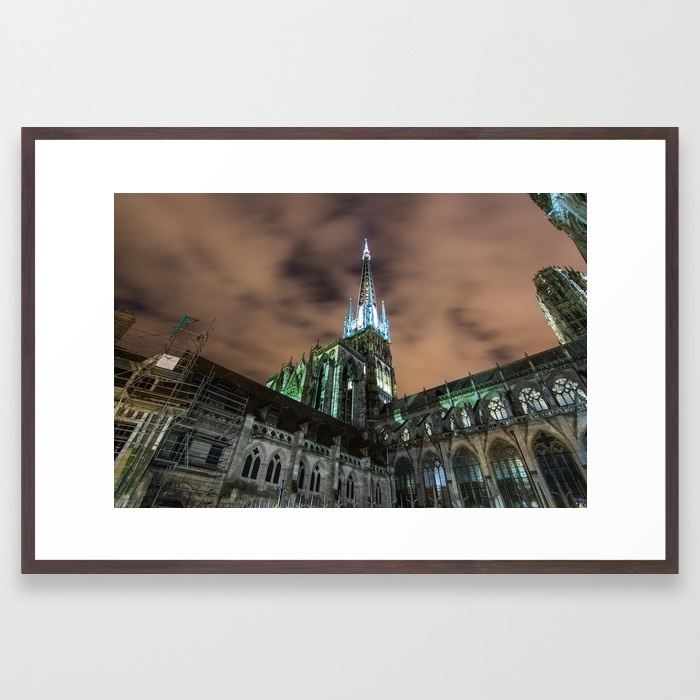 rouens-cathedral-framed-prints