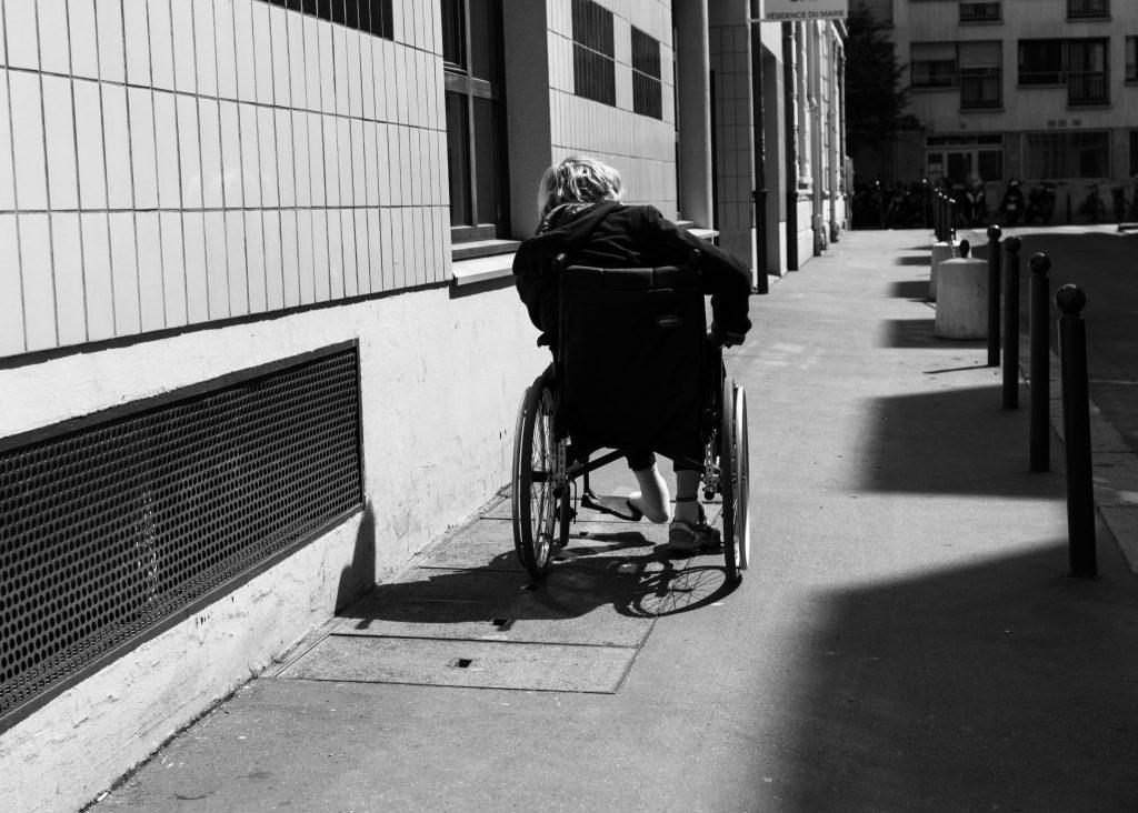 Intécité street photography photo de rue Rouen Thomas Hammoudi