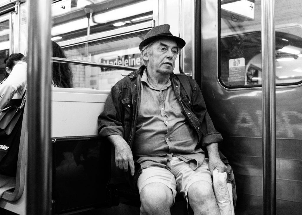Thomas Hammoudi intercité photographie de rue