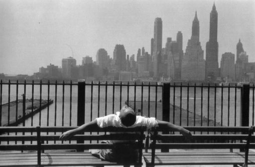 Manhattan-from-the-Brooklyn-Promenade-19543